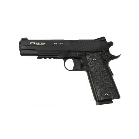 Пневматический пистолет Gletcher SS GSR 4,5 мм