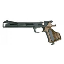 Пистолет пневм. МР-657 (спорт., газобал.)