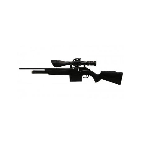 Винтовка пневм. Umarex Walther 1250 Dominator FT Pro (PCP,пластик,прицел Walther FT-32x56) кал. 4,5 мм