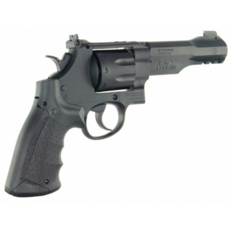 Пистолет пневм. S&W Military&Police R8 (черный с чёрн. рукояткой)