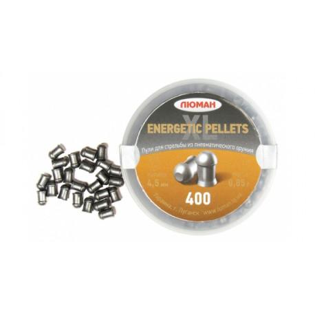 "Пуля пневм. ""Energetic pellets XL"", 0,85 г. 4,5 мм. (400 шт.)"