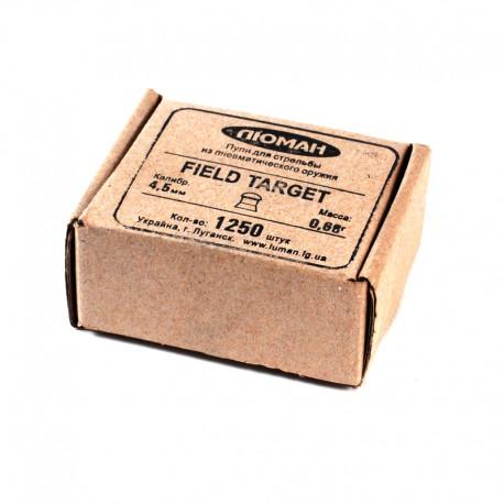 """Пуля пневм. """"Field Target"""", 0,68 г. 4,5 мм. (1250 шт.)"""