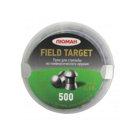 """Пуля пневм. """"Field Target"""", 0,68 г. 4,5 мм. (500 шт.)"""