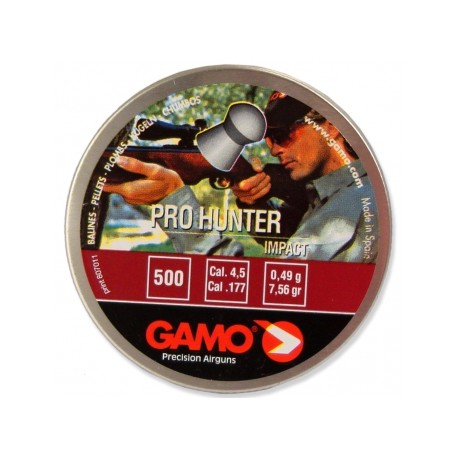 "Пуля пневм. ""Gamo Pro-Hunter"", кал. 4,5 мм. (500 шт.)"