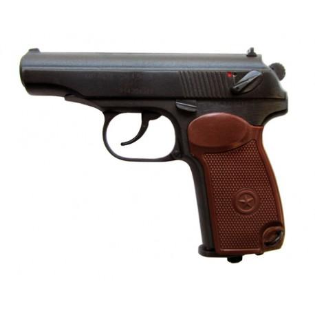 Пневматический пистолет Макарова МР 654К-38