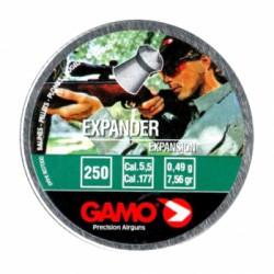 """Пуля пневм. """"Gamo Expander"""", кал. 5,5 мм., (250 шт.)"""