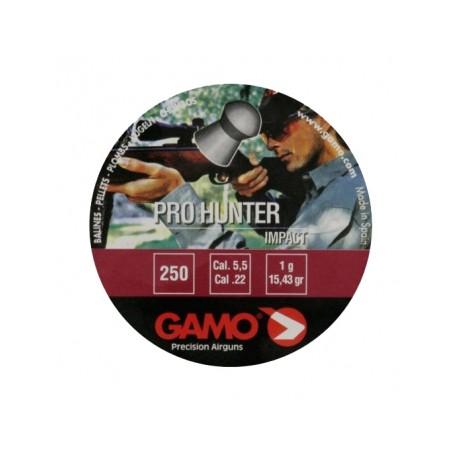 "Пуля пневм. ""Gamo Pro-Hunter"", кал. 5,5 мм. (250 шт.)"