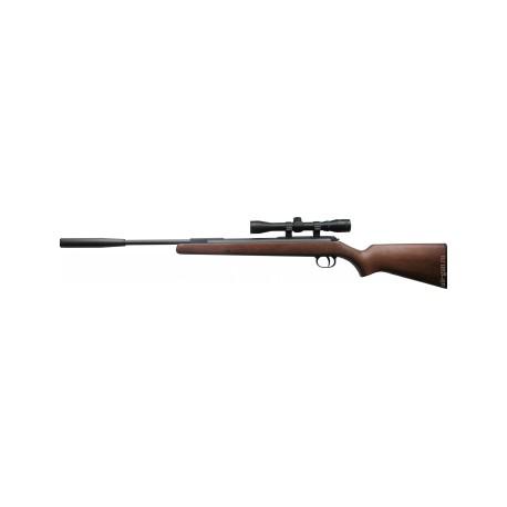 Пневматическая винтовка Diana 34 F Classic Professional 4,5 мм (прицел 4x32, переломка, дерево)