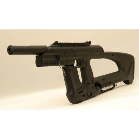 Пневматический пистолет МР-661 К ДРОЗД с бункерным заряжанием
