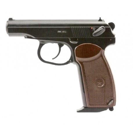 Пневматический пистолет Макарова Gletcher PM 1951