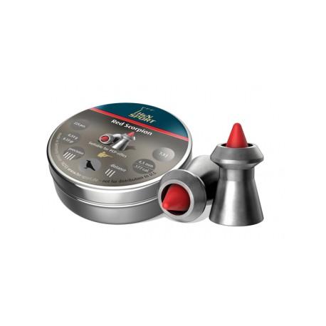 Пули пневматические H&N Red Scorpion 4,5 мм 0,54 грамма (225 шт.)