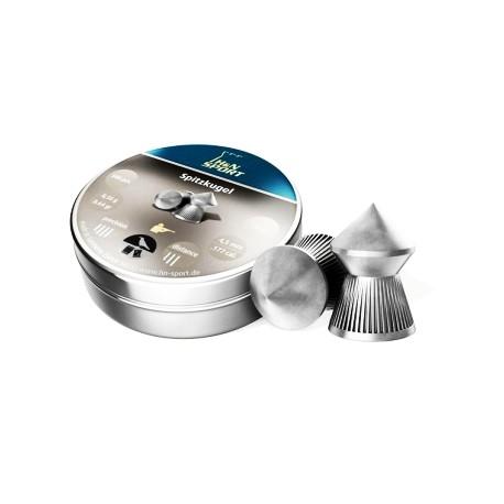 Пули пневматические H&N Spitzkugel 4,5 мм 0,56 грамма (500 шт.)