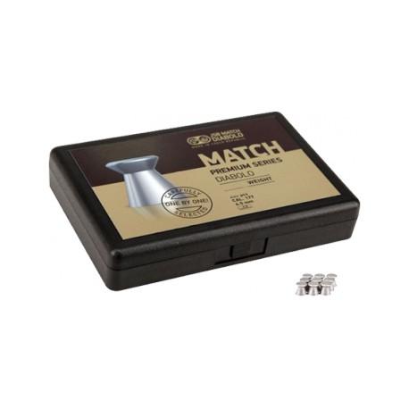 Пули пневматические JSB Match Premium Heavy 0,535 грамма (200 шт.)