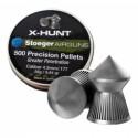 Пули пневматические Н&N Stoeger X-Hunt 4,5 мм 0.56 г/8.54 гр (500 шт.)