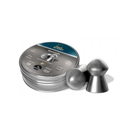 Пули пневматические H&N Baracuda 4,5 мм 0,69 грамма (500 шт.)