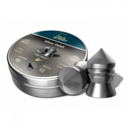 Пули пневматические H&N Silver Point 4,5 мм 0,75 грамм (500 шт.)