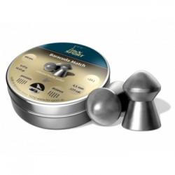 Пули пневматические H&N Baracuda Match 4,5 мм 0,69 грамма headsize 4,51 мм (500 шт.)