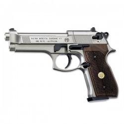 Пневматический пистолет Umarex Beretta 92 FS с деревянными рукоятками