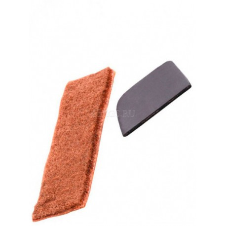Полочка TR Traditional Hair Rest RH для традиционного лука (кожа)
