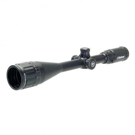 Прицел оптический Veber Black Fox 6-24x50 AO RG MD