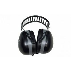 Наушники Arton 2000 металлическое изголовье чёрные 28 дБ
