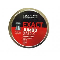Пули пневматические JSB Exact Jumbo Diabolo 5,5 мм 1,03 грамма (500 шт.)