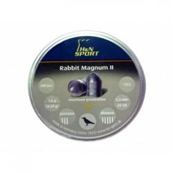 Пули пневматические H&N Rabbit Magnum 2 кал. 5.5мм