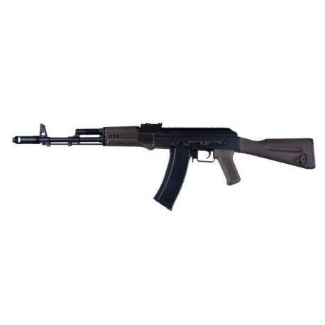 Автомат страйкбольный AK-74M LCT (LCK74M NV)