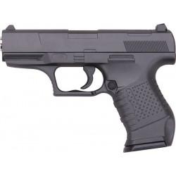 Cтрайкбольный пистолет Galaxy G.19 Walther 88 mini металлический, пружинный