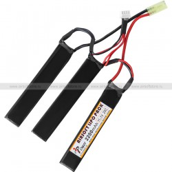 Аккумулятор 11.1V 2200mAh 20C CQB-3 (LiPo) iPower