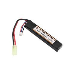 Аккумулятор 7.4V 1100mAh 20C AK-type (LiPo) iPower