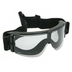 Защитные очки Гром, 3 сменные линзы (Black)