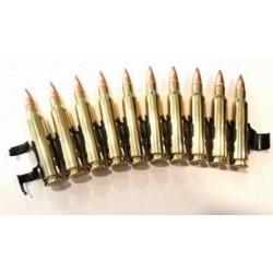 Муляж ленты G&G для пулемета М249, 10 патронов 5.56 (P-09-006)
