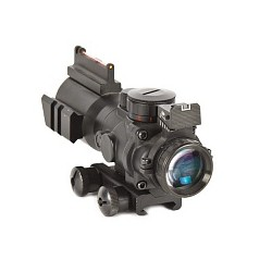 Прицел оптический Marcool ACOG Type GL 4X32GE TA01NSN Red illuminated 11 stalls Black (HY9085)