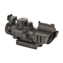 Прицел коллиматорный Marcool ACOG Type 1X32 Red/Green Dot HD-20 Black (HY9071)