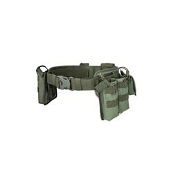 Тактический пояс MOLLE ПТ-2 с подсумками (Olive)