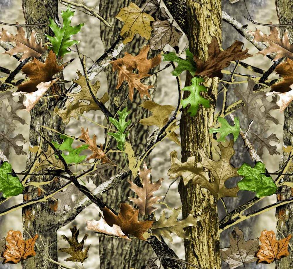 Tree Leaf Camo